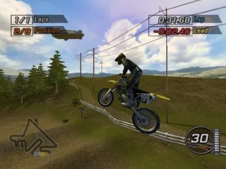 MTX Mototrax Motocross Rip