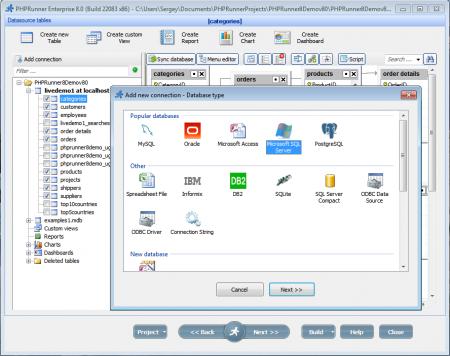 XLineSoft PHPRunner Enterprise v8.0