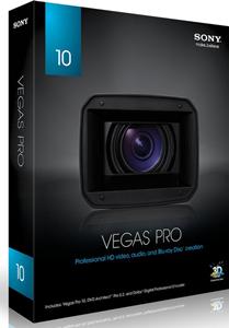 SONY Vegas Pro 10.0 Full (x32 - x64) Tek Link