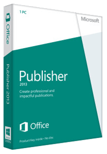 Microsoft Publisher 2013 v15.0