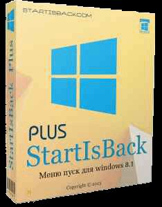 StartIsBack Plus v1.7 Türkçe