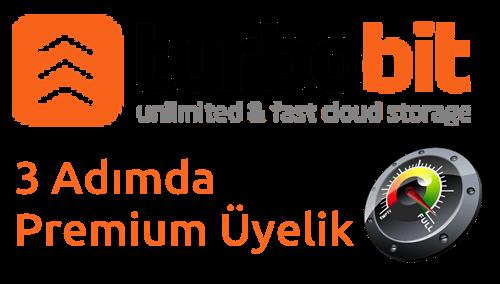 Turbobit Premium Üyelik Resimli Anlatım - 3 Adımda Premium Üyelik