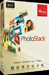 Serif PhotoStack v1.0