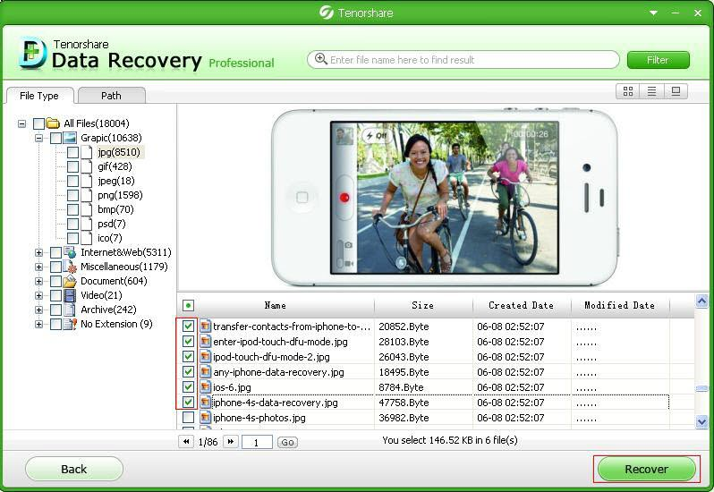 Tenorshare Android Data Recovery Pro v5.1.0.0