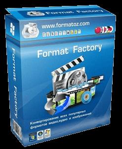 Format Factory v3.9.0.1 Türkçe