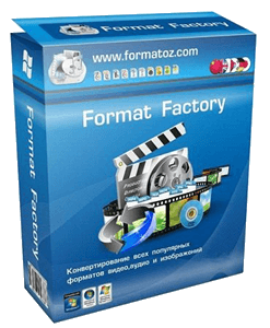 Format Factory v3.5 Türkçe Katılımsız (x32 & x64)