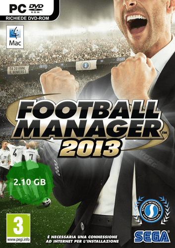 Football Manager 2013 Rip