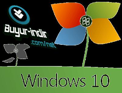 Windows 10 Skin Pack Türkçe v2.0