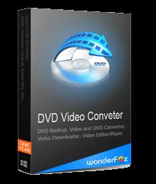 WonderFox DVD Video Converter v7.5 Katılımsız