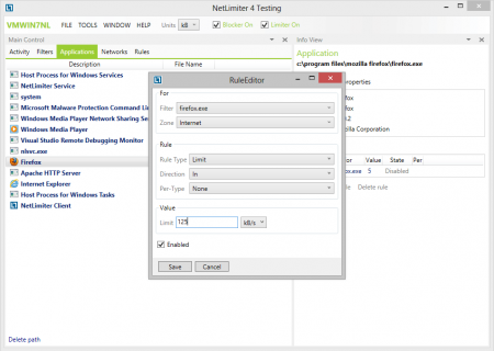 NetLimiter Pro Enterprise v4.0.35.0