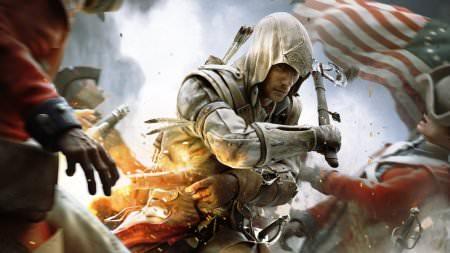 Assassin's Creed III (Update v1.06 + Tüm DLC Paketleri)