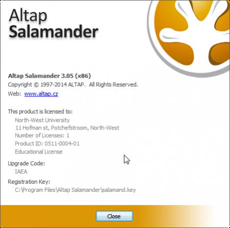 Altap Salamander v3.05