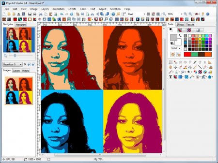 Pop Art Studio Batch Edition v6.6
