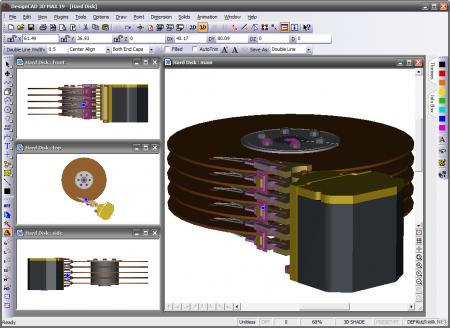 IMSI DesignCAD 3D Max v24.0