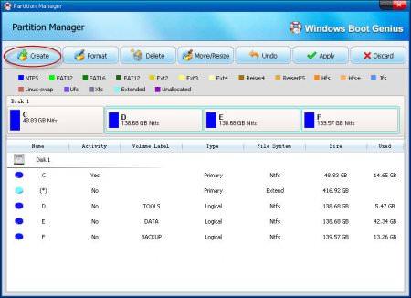 Tenorshare Windows Boot Genius v3.0