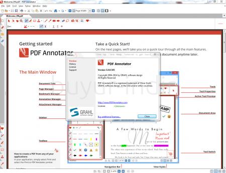 PDF Annotator v6.0.0.603