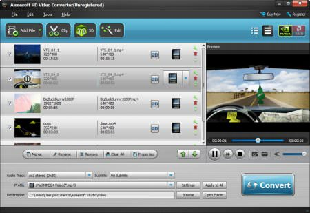 Aiseesoft HD Video Converter v8.2.6