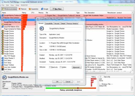 Security Task Manager v2.0