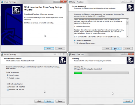 TeraCopy Pro v3.0 Türkçe Full