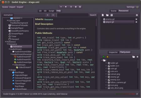 Godot v1.0 - Geliştirilmiş Oyun Motoru