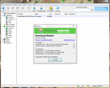 Download Master v6.0 Katılımsız