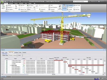 Autodesk Navisworks Manage 2015