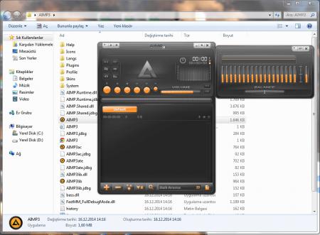 AIMP v4.10 B1816 Türkçe