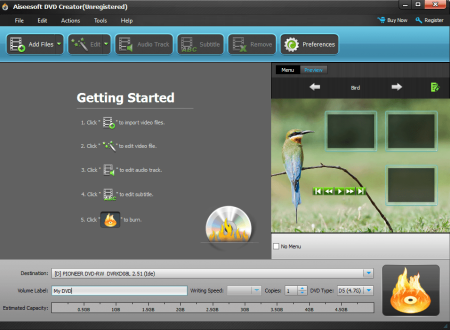 Aiseesoft DVD Creator v5.2.12