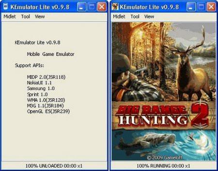 KEmulator Lite - Java Uygulama Simülatörü