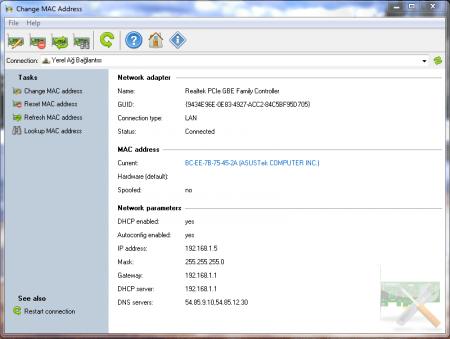 Change MAC Address v2.12.0 B112