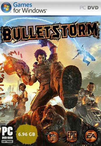 Bulletstorm + Türkçe Yama