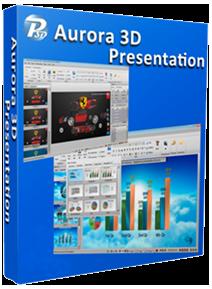 Aurora 3D Presentation v15.1