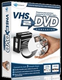 VHS 2 DVD Converter v7.83