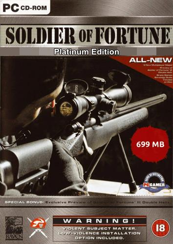 Soldier of Fortune: Platinum Edition