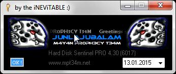 Hard Disk Sentinel Pro v4.71