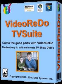 VideoRedo Tvsuite 5 v5.1.1.719