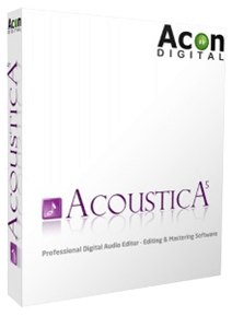 Acon Digital Media Acoustica Premium v7.0.56