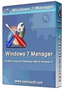 Yamicsoft Windows 7 Manager v5.2.0