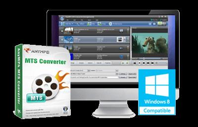 AnyMP4 MTS Converter v6.5.8
