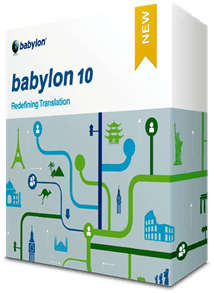 Babylon Pro v10.5.0.11 + Voice Pack  + Dictionaries