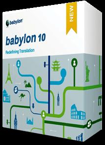 Babylon Pro v10.5.0.11 + Voice Pack  + Dictionaries