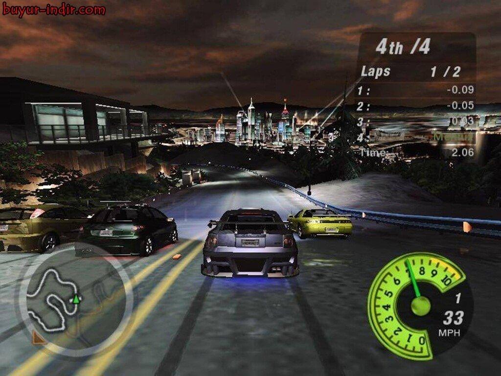 Need for Speed Underground 2 (PC / Full / Tek Link)
