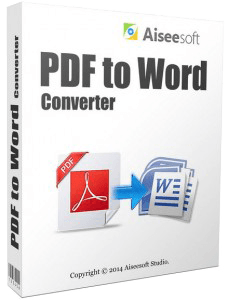 Aiseesoft PDF to Word Converter v3.3.6