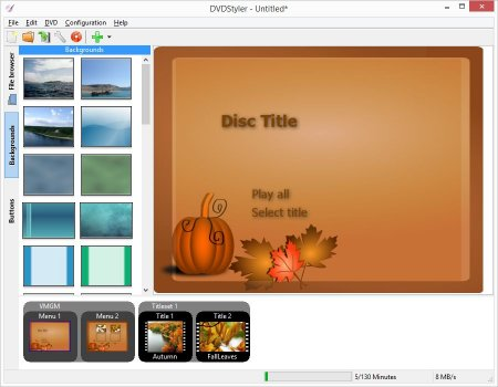 DVDStyler v2.9.4 indir
