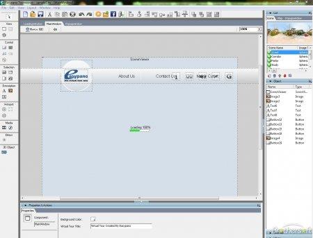 Easypano Tourweaver Professional v7.98 Full indir