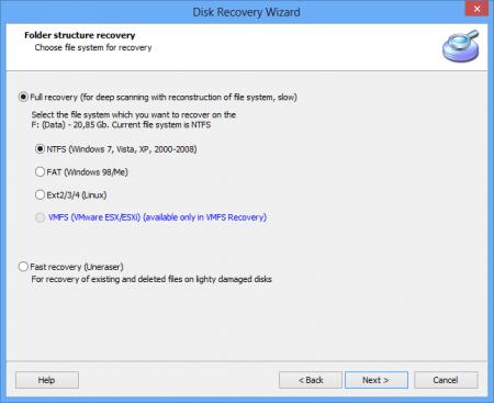 Diskınternals Partition Recovery v4.2