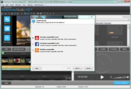 Ashampoo Slideshow Studio HD v3 Türkçe Katılımsız