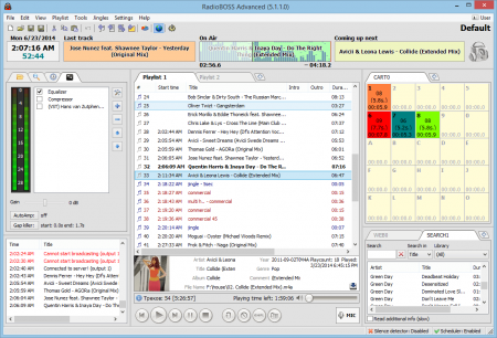 RadioBOSS Advanced v5.7.0.7