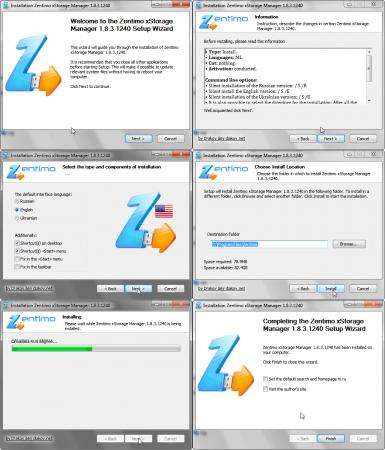 Zentimo xStorage Manager v1.10.1.1259 Türkçe