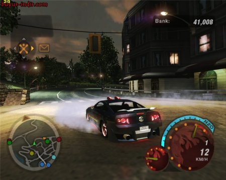 Need for Speed Underground 2 Full Rip [175 MB] Tek Link